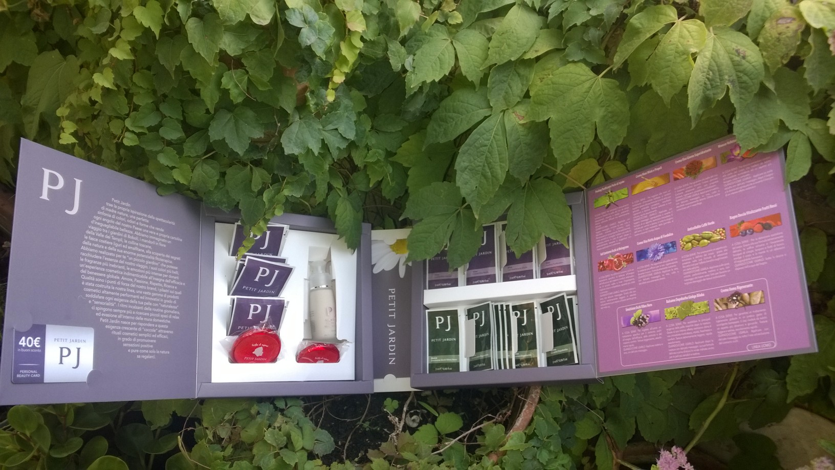 Cosmeticinaturali the redfashion - Petit jardin cosmetic solution villeurbanne ...